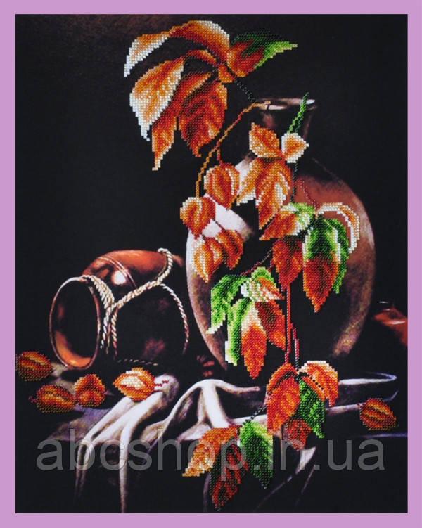 Набор для вышивки бисером Осенний натюрморт