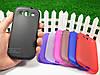 Силиконовый TPU чехол для Samsung i9305 Galaxy S3 Duos