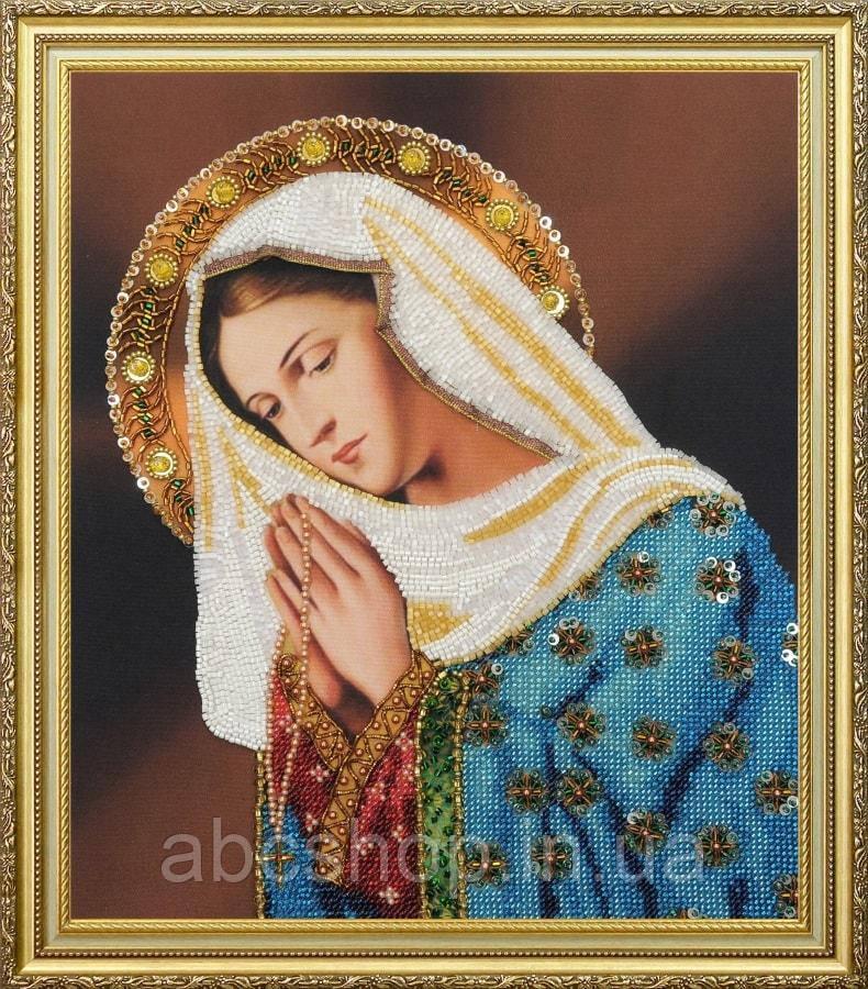 Набор для вышивки бисером Молящаяся Дева Мария