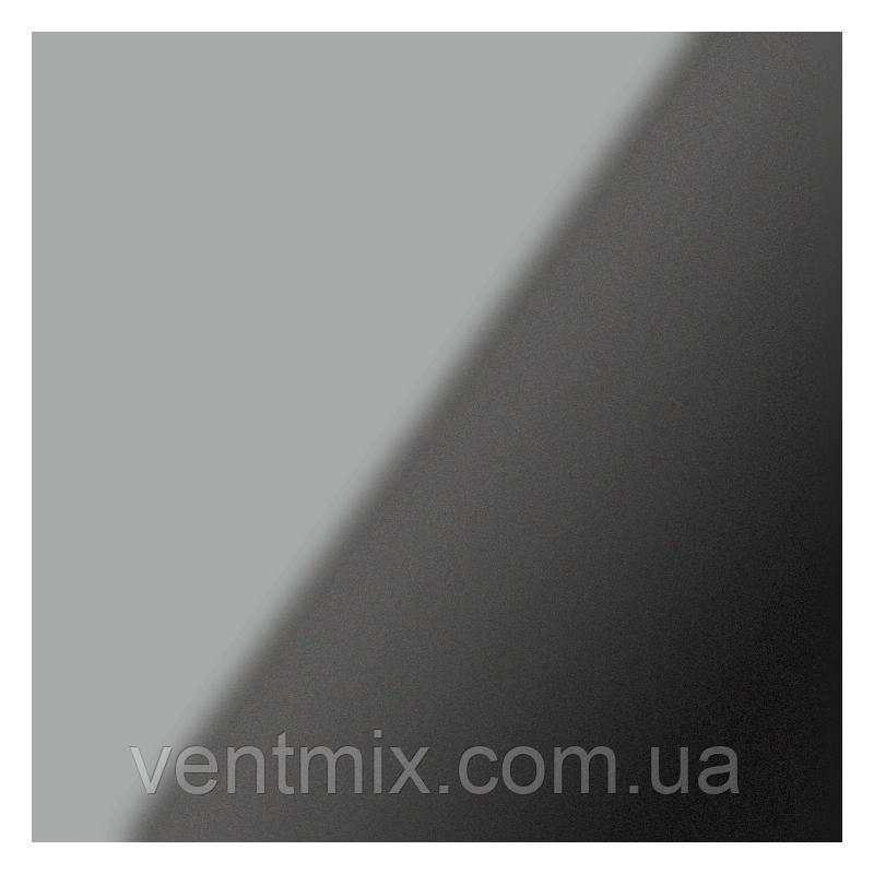 Вытяжной вентилятор 125 Эйс Вентс и панель ФБ 180 черный сапфир