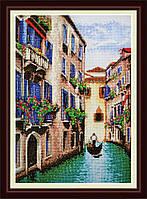 Набор для вышивки крестом Венеция
