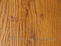 Профнастил под дерево Printech цвет структурный золотой дуб, фото 2