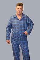 Пижама фланелевая  мужская