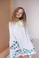 Сукня вишиванка для дівчинки Зіркове