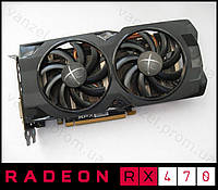 XFX Radeon RX 470 4GB GDDR5 256-bit PCI-E (RX470) Видеокарта