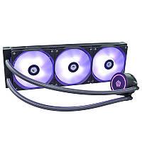 Система водяного охлаждения ID-Cooling Auraflow X 360, Intel: 2066/2011/1366/1151/1150/1155/1156, AMD: TR4/AM4/FM2+/FM2/FM1/AM3+/AM3/AM2+/AM2,
