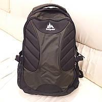 Фирменный городской рюкзак Onepolar 1307 Khaki для ноутбука надежный качественный
