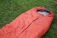 Спальник Turbat Vatra 2S Orange 175 см, фото 2