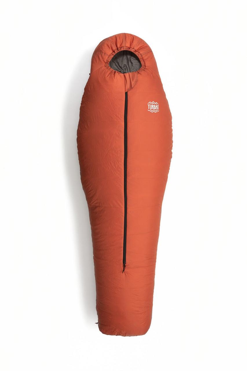Спальник Turbat Vatra 2S Orange 175 см