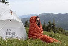 Спальник Turbat Vatra 2S Orange 175 см, фото 3