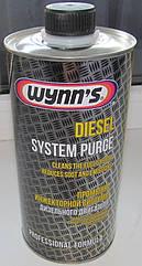 Жидкость для промывки дизельных форсунок Renault (Wynn's WYNNS DSP)(1л)(высокое качество)