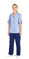"""Костюм летний женский """"Клининг"""", одежда для сферы обслуживания, униформа"""