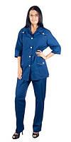 Униформа женская, рабочая одежда для сферы обслуживания, комплект женский
