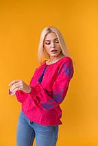 Жіноча блуза з вишивкою Зірка, фото 2