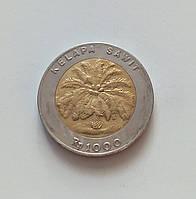 1000 рупій Індонезія 2000 р., фото 1