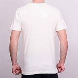 Чоловіча футболка білого кольору, фото 2