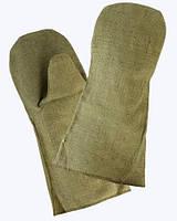 Краги брезентовые, перчатки для сварщиков, перчатки рабочие
