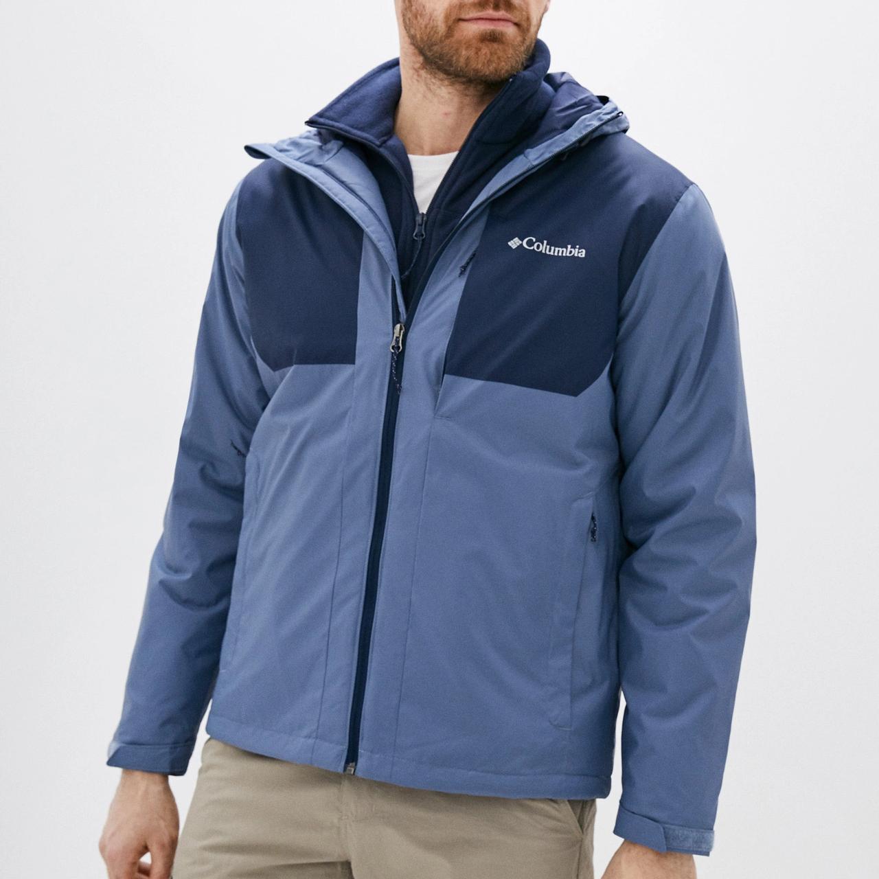 Демисезонная мужская куртка Columbia Straight Line