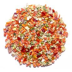 сушені та в'ялені овочі