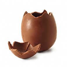 Шоколадні яйця