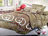 Полуторное постельное белье GUCCI