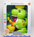 Игрушка для ванной Водопад Динозаврик 9917, фото 2