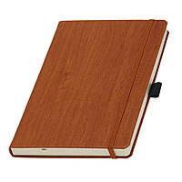 Записная книжка Гардена А5 Ivory Line - Светло-коричневый