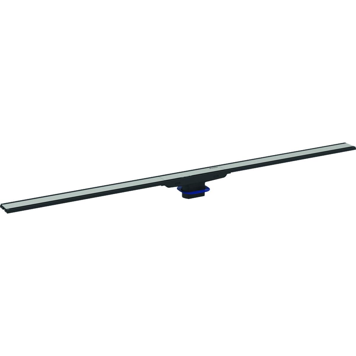 Дренажный канал CleanLine60, тёмный/матовый металл, L30-90см