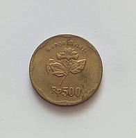 500 рупій Індонезія 1991 р., фото 1