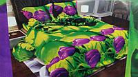 3D Сімейний постільна білизна Modatex - Тюльпани