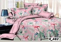 3D Сімейний постільна білизна Royal Dreams Pink