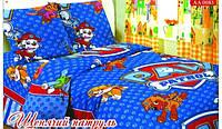 Молдавское детское постельное белье Тиротекс щенячий патруль