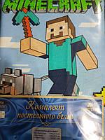 Молдавское детское постельное белье Тиротекс - Minecraft