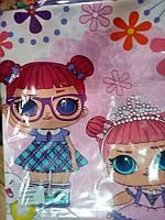 Молдавское детское постельное белье Тиротекс - Куклы