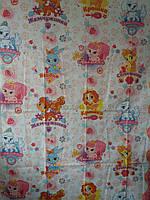 Молдавское детское постельное белье Тиротекс для девочек