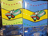 Молдавское детское постельное белье Тиротекс - машинки