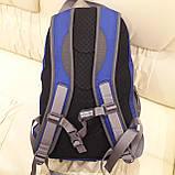 Фирменный городской рюкзак Onepolar 1391 Blue, фото 3