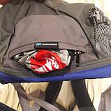 Фирменный городской рюкзак Onepolar 1391 Blue, фото 4