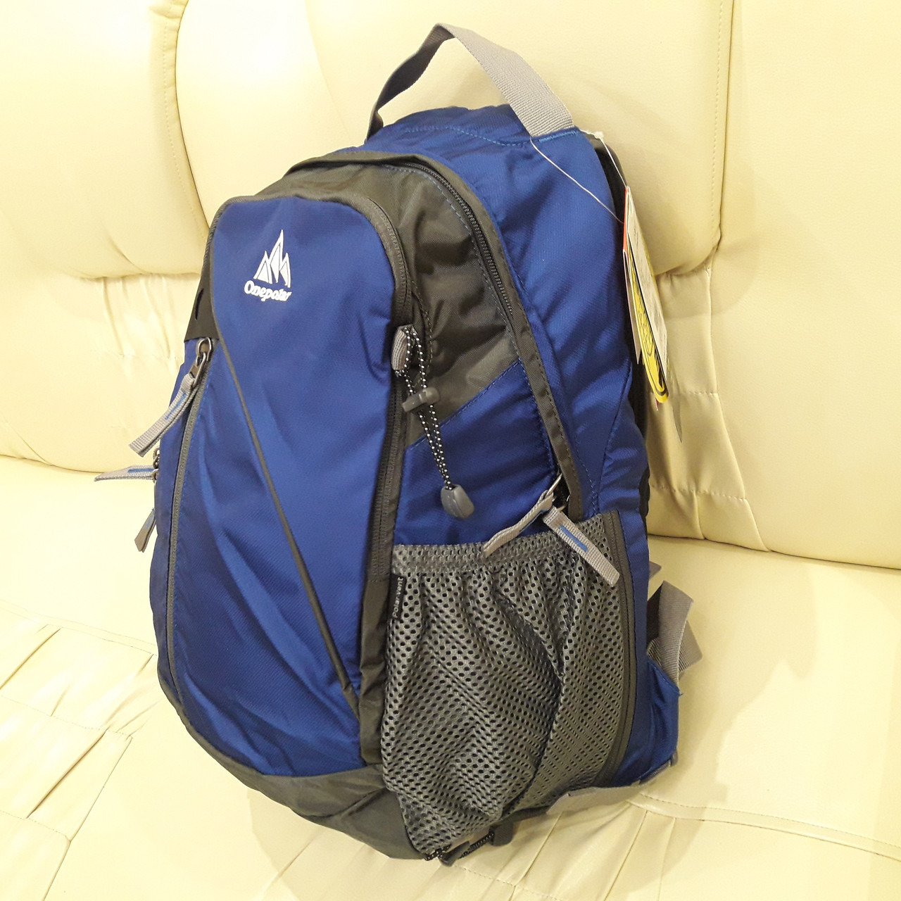 Фирменный городской рюкзак Onepolar 1391 Blue