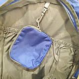 Фирменный городской рюкзак Onepolar 1391 Blue, фото 7
