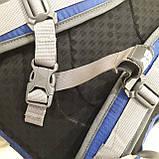 Фирменный городской рюкзак Onepolar 1391 Blue, фото 6