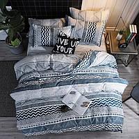 Полуторное постельное белье Gold Cosy Textile