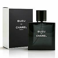 Chanel Bleu de Chanel Туалетная вода 100 ml (Шанель Блю Блу Де Шанель) Мужской Парфюм Аромат Духи