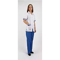 Медицинский костюм, униформа медицинская, куртка и брюки медицинские