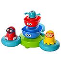 Игрушка для ванной — фонтанчик пирамидка CS007, фото 2