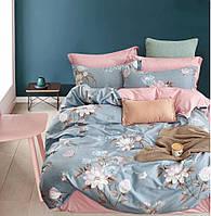 Двоспальне постільна білизна Gold текстиль для будинку