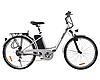Електровелосипед Maxxter CITY/Silver