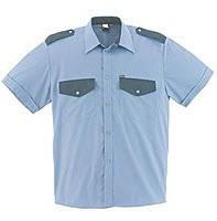 Рубашка форменная, для охранных структур