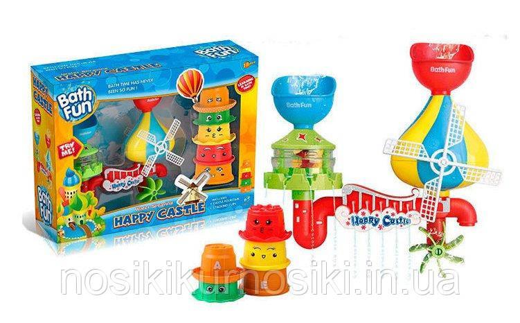 Игрушка для ванной — водопад Счастливый замок 9911