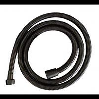 Шланг для душа черный 170 см Genebre 99080287